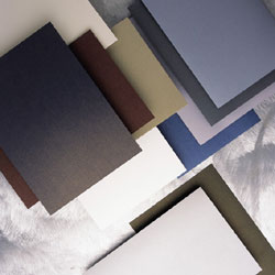 Curious Metallics Paper - Cryogen White FSC cut to SRA3 120gsm - Pack 100 Sheets