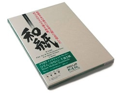Awagami Bizan Medium Inkjet Paper Natural A1 200gsm IJ-3221 - Pack 5 Sheets