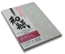 Awagami Inbe Extra Thick White Inkjet Paper A4 160gsm IJ-0504 - Pack 20 Sheets