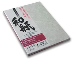 Awagami Inbe Thick White Inkjet Paper A2 125gsm IJ-0462 - Pack 10 Sheets