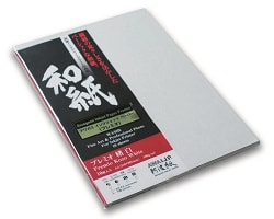 Awagami Premio Kozo Laminated Inkjet Paper A4 180gsm IJ-6224 - Pack 10 Sheets