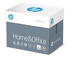HP Home and Office Paper FSC (Box 3 Reams) A4 80gsm – Pallet of 84 Boxes