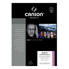 Canson Infinity Baryta Photographique II Inkjet Paper A2 310gsm 400110552 - Pack 25 Sheets