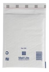 Mail Lite Padded Bubble Envelopes White Ref C/0 150x210mm - Box 100