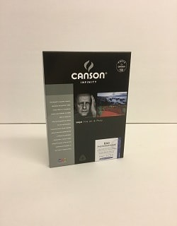 Canson Infinity Rag Photographique Inkjet Paper A2 310gsm 206211049 - Pack 25 Sheets