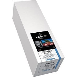 Canson Infinity Montval Aquarelle Inkjet Paper (44in roll) 1118mm x 15m 310gsm 206222004 - Each Roll