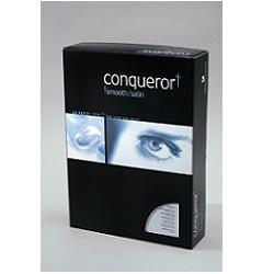 Conqueror Smooth CX22 Paper Diamond White Watermarked FSC A4 100gsm - Each Ream