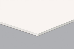 Foam-X Print Foam Centred Board Bright White 8' x 4' (1220 x 2440mm) 5mm - Pack 24 sheets