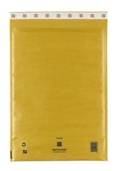 Mail Lite Padded Bubble Envelopes Gold Ref J/6 300x440mm - Box 50