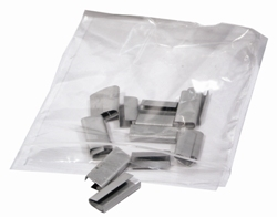 "Plain Grip Seal Bags Size GL09 5"" x 7.5"" (127x190mm) - Box 1000"
