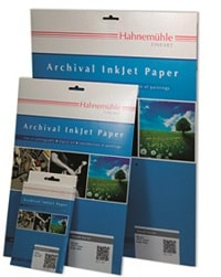 Hahnemuhle Archival Inkjet Paper Textured A4 280gsm 10647511 - Pack 10 Sheets