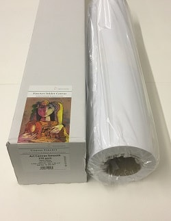 Hahnemuhle Art Canvas Smooth (60in roll) 1524mm x 12m 370gsm 10643540 - Each Roll