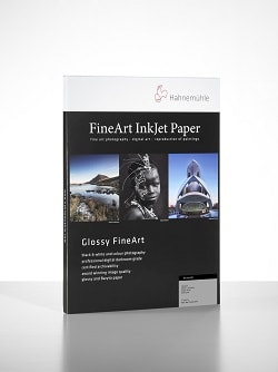 Hahnemuhle Baryta FB Inkjet Paper A3+ (330x483mm) 350gsm 10641673 - Pack 25 Sheets