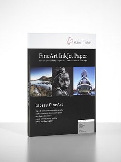 Hahnemuhle FineArt Baryta Inkjet Paper A3 325gsm 10641670 - Pack 25 Sheets