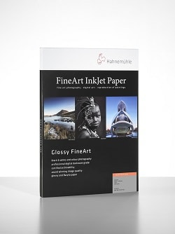 Hahnemuhle FineArt Baryta Satin Inkjet Paper A3+ (330x483mm) 300gsm 10641731 - Pack 25 Sheets