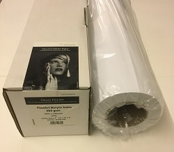 Hahnemuhle FineArt Baryta Satin Inkjet Paper (36in roll) 914mm x 12m 300gsm 10643532 - Each Roll