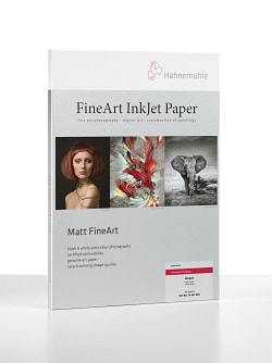 Hahnemuhle Museum Etching Inkjet Paper Photo Cards A6 (10x15cm) 350gsm 10640771 - Pack 30