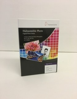 Hahnemuhle Photo Glossy Inkjet Paper A4 260gsm 10641920 - Pack 25 Sheets