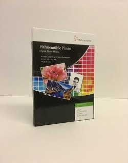 Hahnemuhle Photo Pearl Inkjet Paper A4 310gsm 10641960 - Pack 25 Sheets