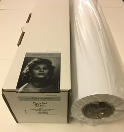 Hahnemuhle Photo Rag Inkjet Paper (24in roll) 610mm x 12m 308gsm 10643270 - Each Roll