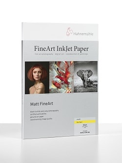 Hahnemuhle Rice Inkjet Paper A4 100gsm 10641008 - Pack 25 Sheets