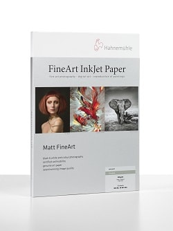 Hahnemuhle Torchon Inkjet Paper A2 285gsm 10641632 - Pack 25 Sheets
