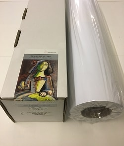 Hahnemuhle William Turner Inkjet Paper (44in roll) 1118mm x 12m 190gsm 10640129 - Each Roll