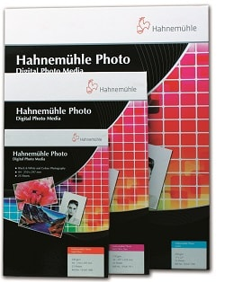 Hahnemuhle Photo Matt Fibre Inkjet Paper A4 200gsm 10641900 - Pack 25 Sheets