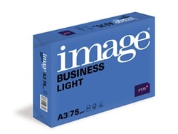 Image Business Light Multifunctional Office Paper FSC A3 75gsm - Box 5 Reams
