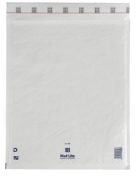 Mail Lite Padded Bubble Envelopes White Ref K/7 350x470mm - Box 50