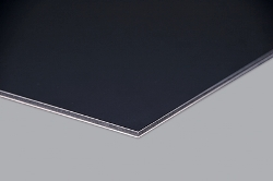 Kapa Color Black Foam Board 700x1000mm 5.0mm thickness - Pack 24 Sheets