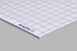 Kapa Fix Single Sided Self Adhesive foam board white 700x1000mm 5.0mm thickness - Pack 24 Sheets