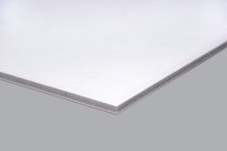 Kapa Mount foam board white 8'x 4' (1220x2440mm) 10.0mm thickness - Pack 12 Sheets