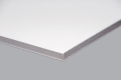 Kapa Plast foam board (grey centre) white 1530x3050mm 5.0mm thickness - Pack 16 Sheets