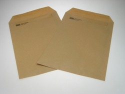 Self Seal Business Envelope Gusset Manilla 140gsm C3 457 x 324mm  - Box 125