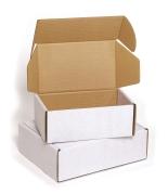 Postal Box 0427 Mottled White Postal Box 305x240x100mm - Pack 50