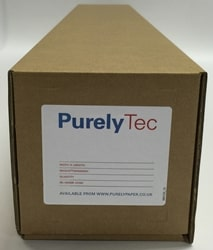 PurelyTec PVC Mesh Banner With Liner 1370mm x 30m 400gsm - Each Roll