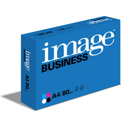 Image Business Multifunction Paper FSC A4 80gsm - Box 5 Reams