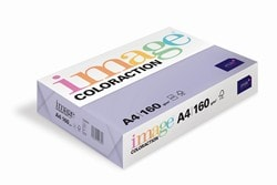 Image Coloraction Coloured Card (Pk=250shts) Mid Lilac (Tundra) A4 160gsm  - Box 5 Packs