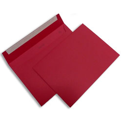PopSet Ultra Red Envelope Superseal 120gsm C5 162x229mm - Box 250