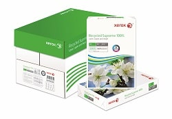 Xerox Recycled Supreme 100% Recycled Paper FSC A4 80gsm 003R95860 - Box 5 Reams