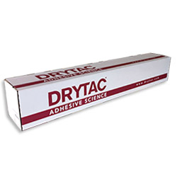 Drytac OptiTac Optically Clear Mounting Adhesive 1040mm x 50m 38micron - Each Roll