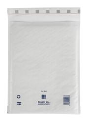 Mail Lite Padded Bubble Envelopes White Ref G/4 240x330mm - Box 50