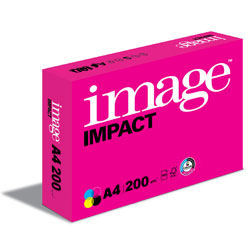 Image Impact Card (Pk=250shts) FSC A4 200gsm - Box 4 Packs