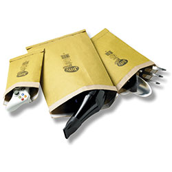 Jiffy Padded Bag PB1 165mm x 280mm Gold - Box 100