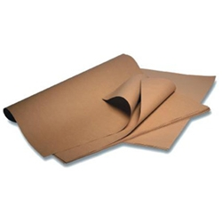 Masterline Pure Kraft Paper Sheets Ribbed cut to 890 x 664mm 90gsm - 500 Sheets