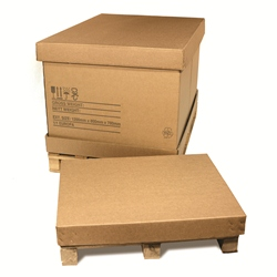 Pallet Box 1/1 Container 1070 x 870 x 900mm - Each