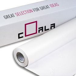 Coala Solvent Blue Back Outdoor Paper 1370mm x 61m 120gsm - Each Roll