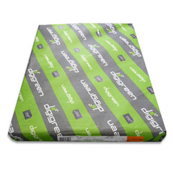Digigreen Silk Coated Digital Paper 50% Recycled FSC 320x460mm (SRA3+) 150gsm - 500 sheets
