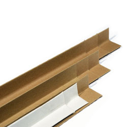 Cardboard Edge Protectors 35mm x 35mm x 1mtr, 3mm Thickness - Pack 40
